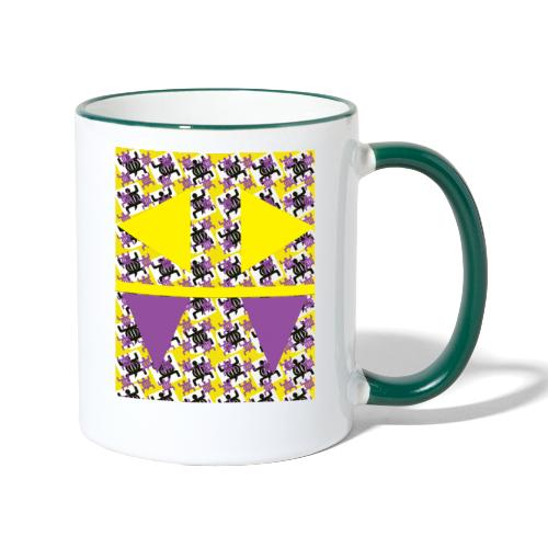 prudence1 - Contrasting Mug