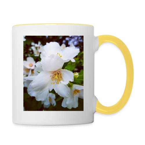 FLEUR - Mug contrasté