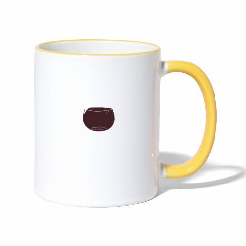 wine - Mug contrasté