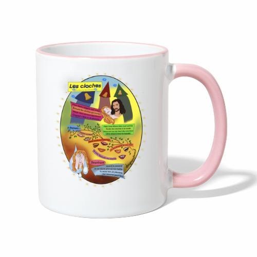 Les Cloches - Guillaume Appollinaire - Mug contrasté