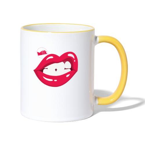 Lips 2020 - Mug contrasté