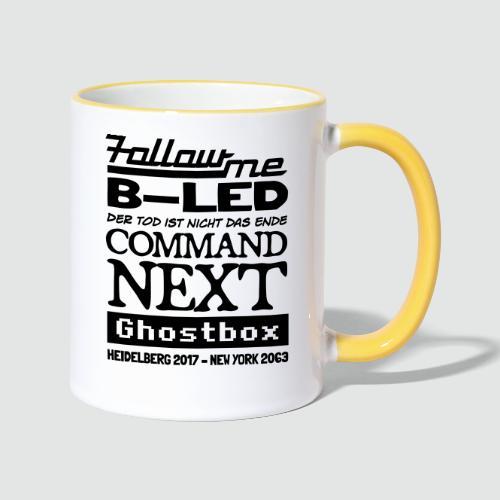 Ghostbox – Das Finale - Tasse zweifarbig