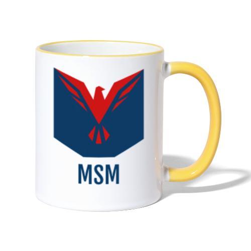 MSM ORIGINAL - Tofarvet krus