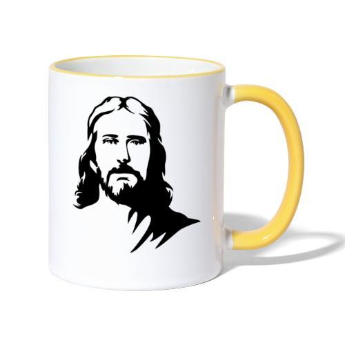 jesus - Tazze bicolor