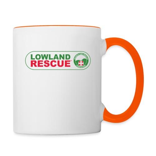 HANTSAR lozenge - Contrasting Mug