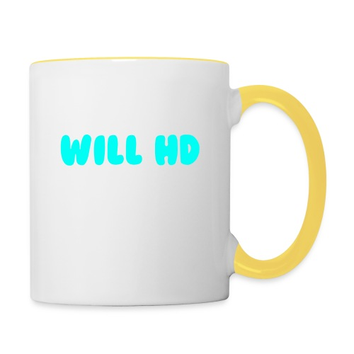 Will HD Merchandise - Contrasting Mug