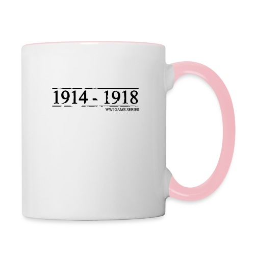 Classic WW1 Game Series - Mok tweekleurig