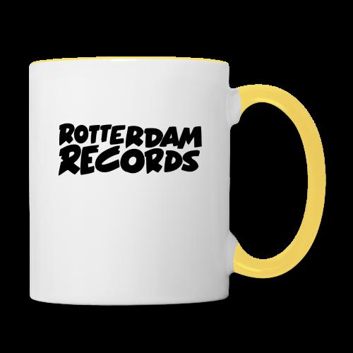 Rotterdam Records - Contrasting Mug