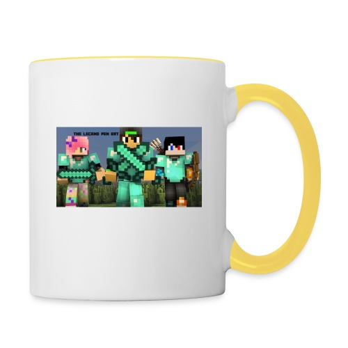 SAMMY&TINA - Contrasting Mug