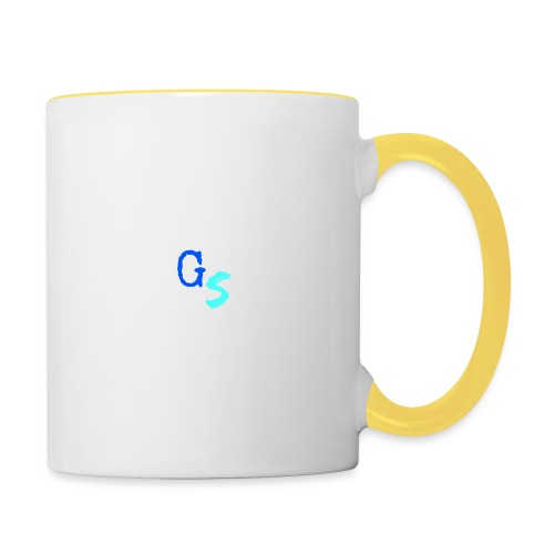 Logotipo - Contrasting Mug
