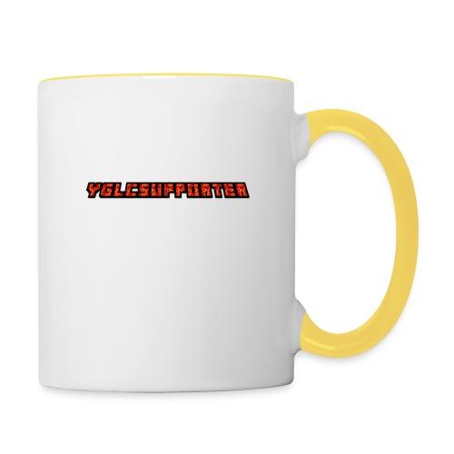 Yglcsupporter Phone Case - Contrasting Mug