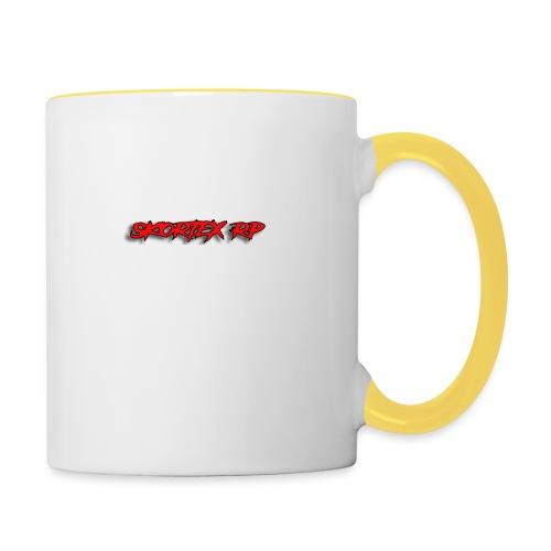 logo - Mug contrasté