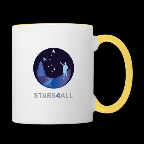 Stars4All - Taza en dos colores