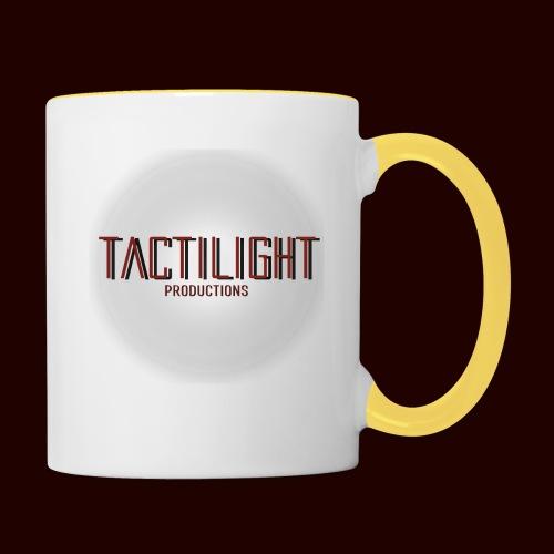 Tactilight Logo - Contrasting Mug