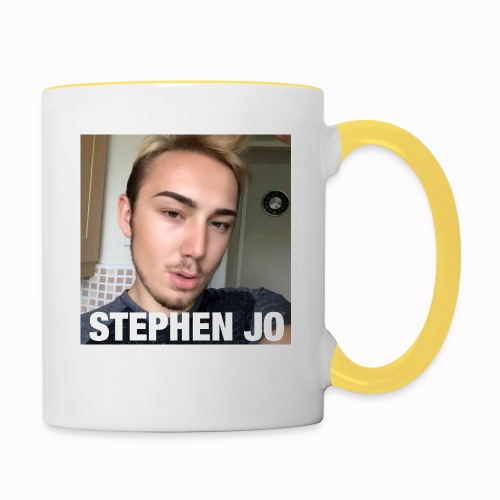 Stephen Jo Merchandise - Contrasting Mug