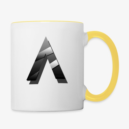 A for Arctic - Mug contrasté