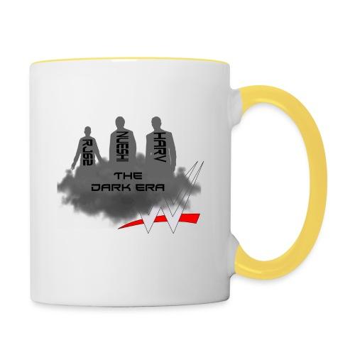 The Dark Era - Contrasting Mug