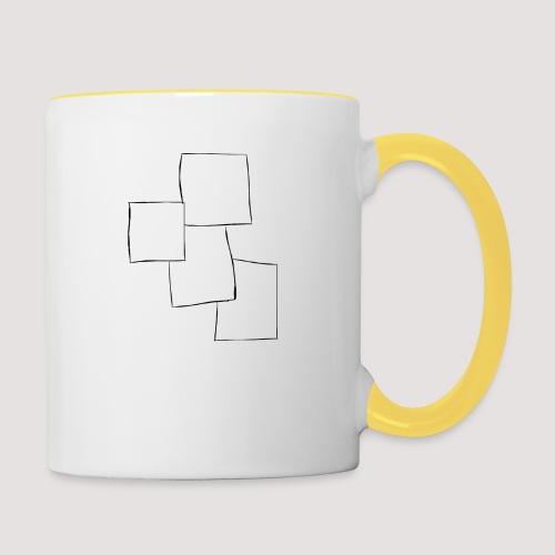 4 Squares - Tofarget kopp