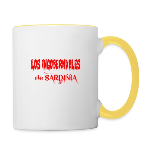 LosIngobernablesDeSardinia - Tazze bicolor