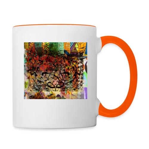 urban tribute - Mug contrasté