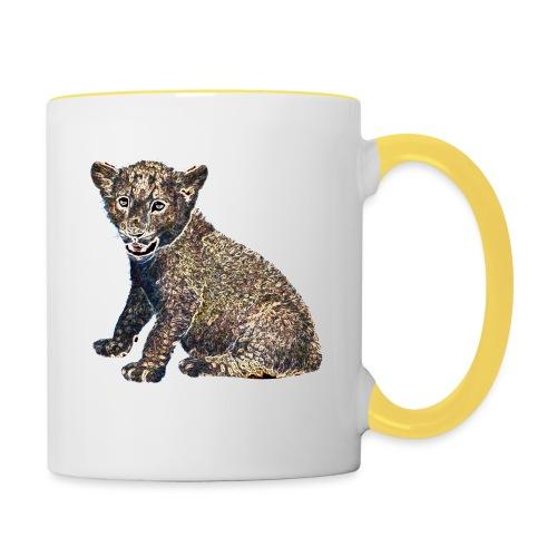 Lil Lion - Contrasting Mug