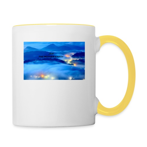 the mother earth collection 2017 - Mug contrasté