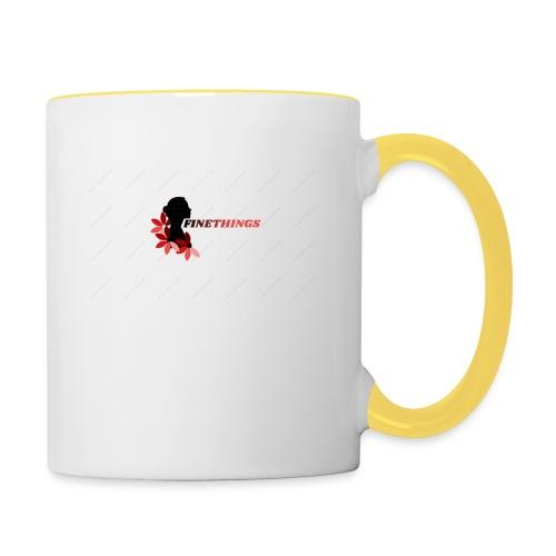 FINETHINGS - Mug contrasté
