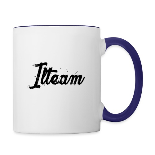 Ilteam Black and White - Mug contrasté
