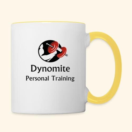 Dynomite Personal Training - Contrasting Mug