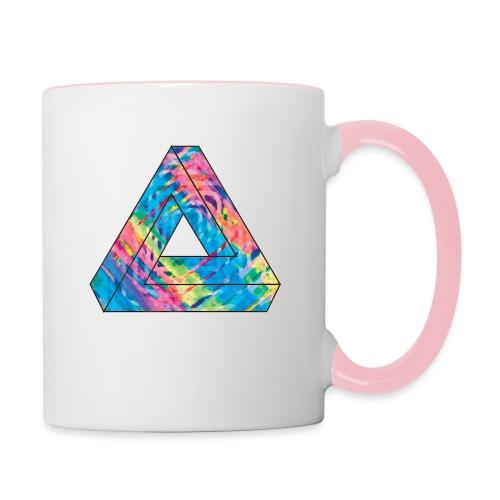 illusion - Contrasting Mug