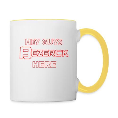 Hey guys bezerck here - Contrasting Mug