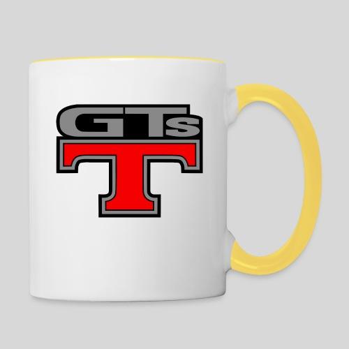 GTST - Mug contrasté