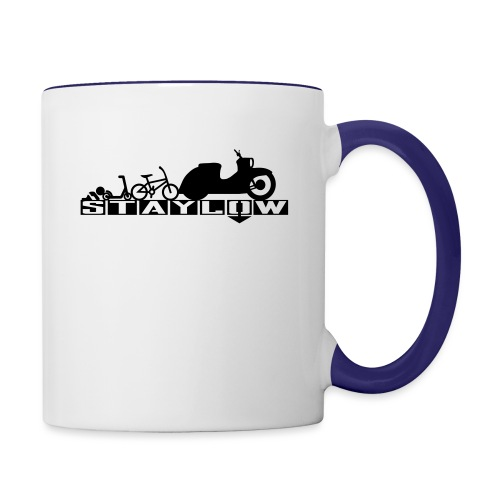 STAYLOW BMX - Tasse zweifarbig