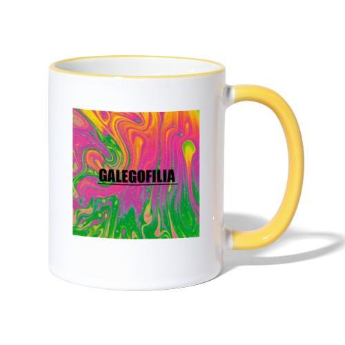 Galegofilia - Taza en dos colores