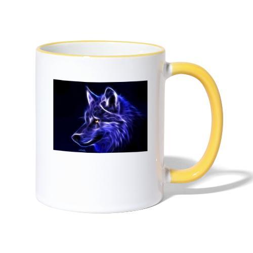 jeff wolf - Tofarget kopp