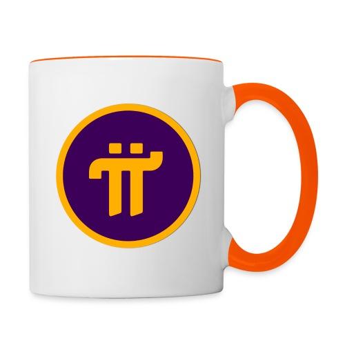 Pi Network Wear - Mug contrasté