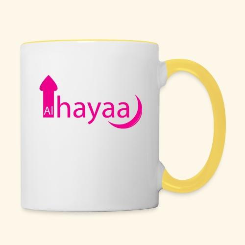 Al Hayaa - Mug contrasté
