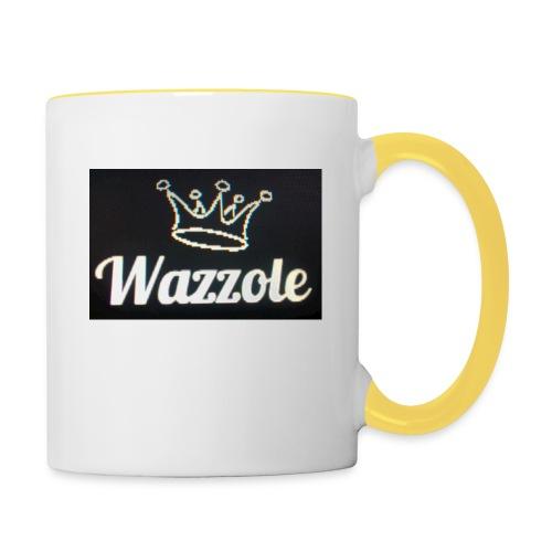 Wazzole crown range - Contrasting Mug