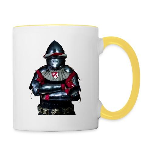 chevalier.png - Mug contrasté