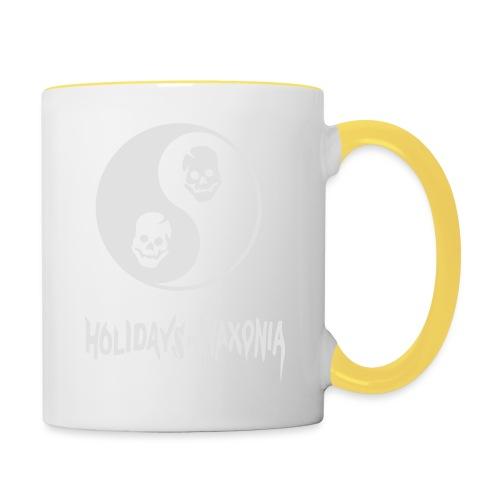HIW-pantswhite - Contrasting Mug
