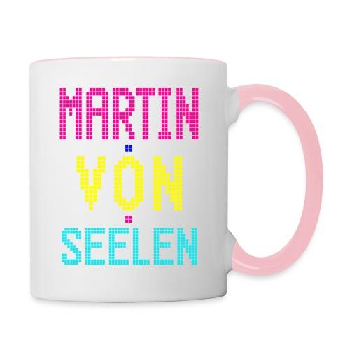 Martin von Seelen fan t-shirt - Tofarvet krus