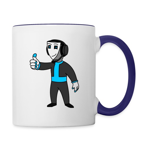 Vault-Troop Try - Contrasting Mug