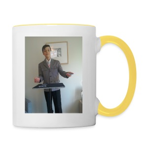 LUKEY MAGIC MERCH - Contrasting Mug