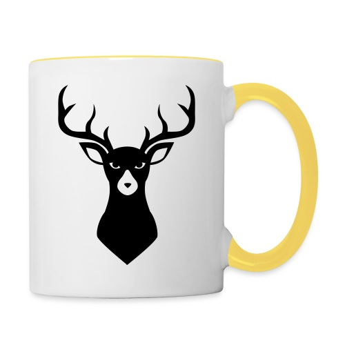 Caribou 9 - Mug contrasté