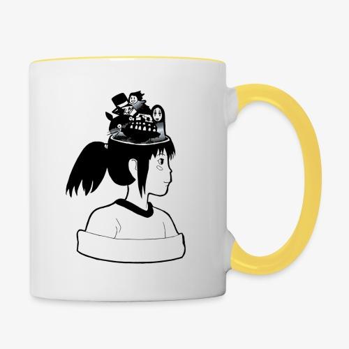 voyage - Mug contrasté