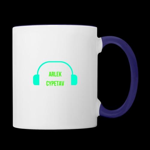 ARLEK CYPETAV - Mug contrasté