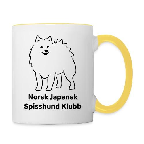 NJSK - Contrasting Mug