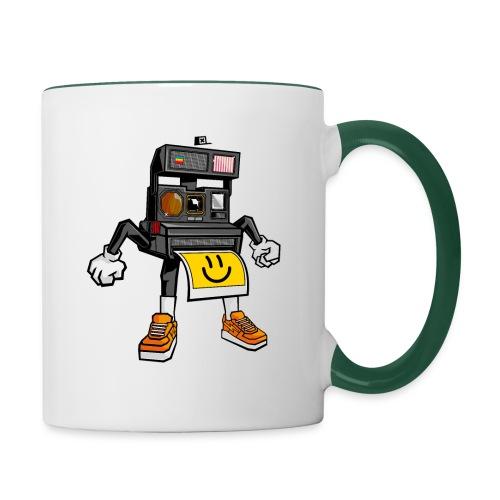 Appareil Polaroid 660 - Mug contrasté