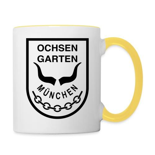 Ochsen Logo - Tasse zweifarbig