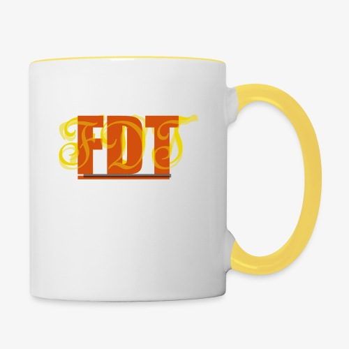 FDT - Contrasting Mug